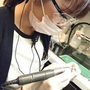 担当衛生士による歯周病治療及び歯のクリーニングを丁寧に
